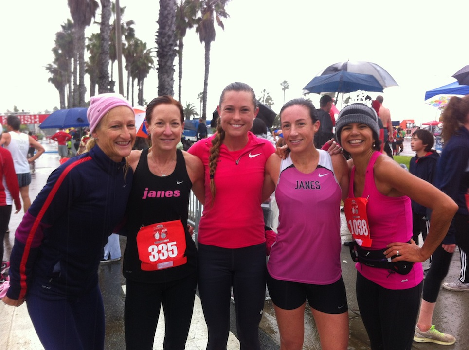 JANES celebrate at the Venice Christmas Run – Janes Elite Racing