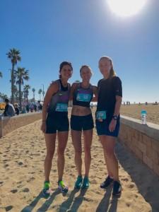 The Janes Elite Racing Sarah Christina Surf City Marathon