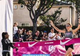 Janes Elite Racing Nike Go LA 10K Simone Biles